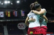 Anggia/Ni Ketut Kandas di Final Thailand Masters 2018