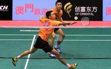 Ganda Putra Indonesia Tumbang di Final Thailand Masters 2018