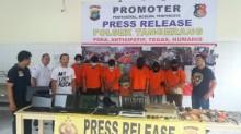Polisi Tembak Mati Perampok Spesialis Ruko di Tangerang