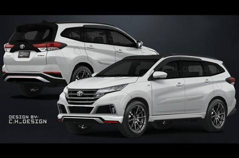 60 Modifikasi Mobil Rush 2018 Gratis Terbaik