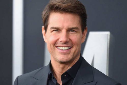 Tom Cruise sedang sibuk menjalani syuting untuk film Mission