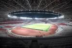 Penjelasan Pengelola GBK terkait Kerusakan Kursi Stadion