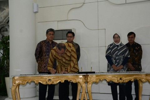 Wapres Minta MoU Galeri Iptek Kabupaten Tangerang Ditindaklanjuti