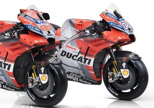 Desmosedici GP18, Motor Baru Ducati