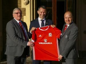 Timnas Wales Tunjuk Ryan Giggs sebagai Pelatih