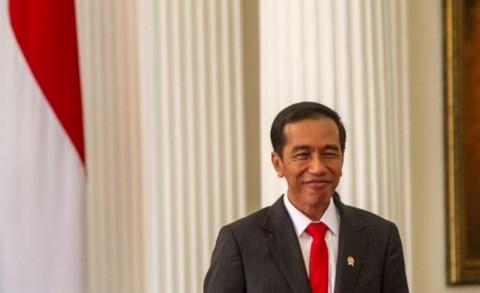 Presiden Serahkan 5.500 Sertifikat di Tegal