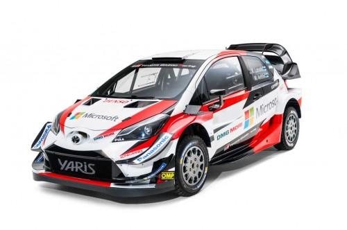 ?Toyota modifiksi Yaris untuk penggunaan reli WRC 2018. Carscoops