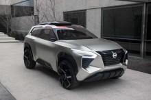 Nissan Xmotion Concept Mejeng di Detroit