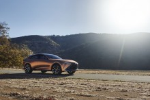LF-1 Limitless Concept, Calon SUV Premium Masa Depan Lexus