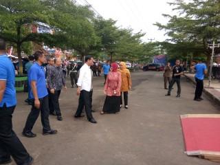 Presiden Serahkan 1.771 KIP dan 1.000 PKH di Kota Banjar