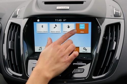 Di masa depan bisa saja perangkat hiburan di mobil anda