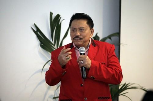 Ketua Umum PKPI Hendropriyono, MI - Arya Manggala