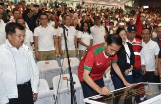 Dihadiri Jokowi, Pengamanan Pembukaan Piala Presiden Dibuat