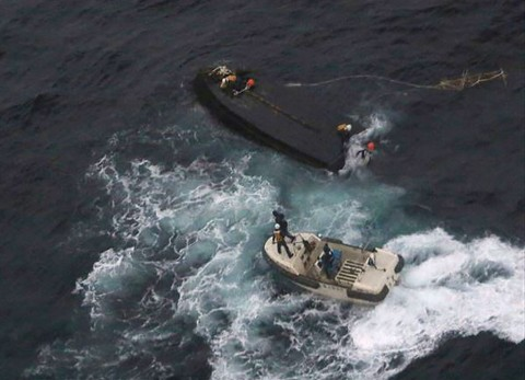 Delapan Mayat Nelayan Korut Ditemukan di Perairan Jepang