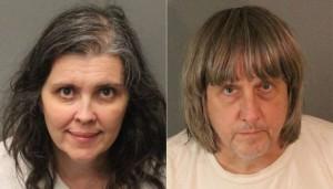 Siksa 13 Anaknya, Pasangan Suami Istri di AS Ditangkap
