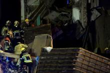 Gedung Ambruk Menyusul Ledakan di Belgia Lukai 20 Warga