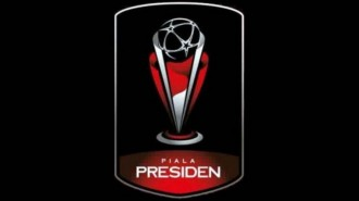 Wasit Pemimpin Laga Piala Presiden Ditentukan 2 Jam Sebelum