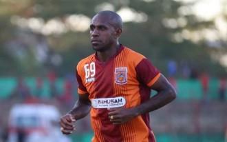 Borneo FC Kontrak Dua Pemain Persipura