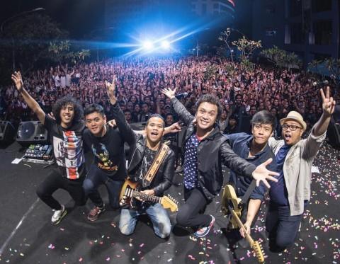 Nidji Sudah Berencana Hiatus Sejak 2016