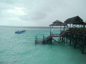 Pesona Bahari di Pulau Maratua