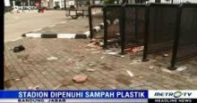 Gelar Piala Presiden, GBLA Antisipasi Lonjakan Volume Sampah