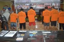 Seorang Polisi Koordinir Peredaran Narkoba di Makassar