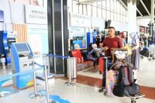 Penumpang di Bandara Soetta Kini Bisa Timbang Sendiri Bagasinya