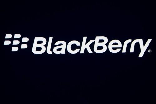 BlackBerry baru saja memperkenalkan Jarvis. (AFP PHOTO / Josep