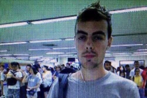 David Roach diminta segera diekstradisi ke Singapura . (Foto: