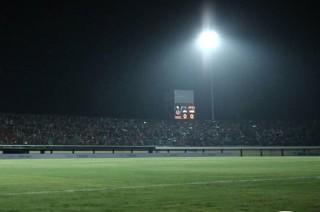 Hujan Deras, Laga Bali United vs Tampines Rovers Ditunda