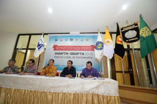 Konferensi SNMPTN di lima kampus di DIY, Selasa, 16 Januari