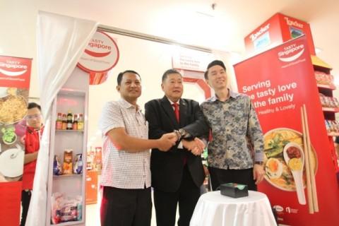 Tasty Singapore Sajikan Kuliner Khas Singapura