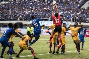 Jokowi Apresiasi Piala Presiden dan Kasih Selamat ke Persib