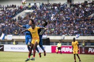 Persib Buka Kemenangan di Laga Perdana Piala Presiden 2018