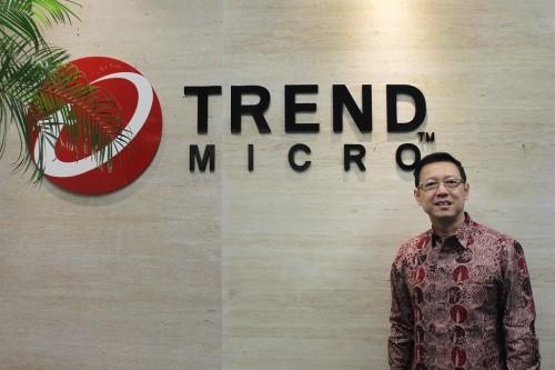 Country Sales Director, Trend Micro, Laksana Budiwiyono di