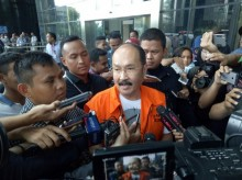 Fredrich dan Novanto 'Pisah Ranjang' di Tahanan