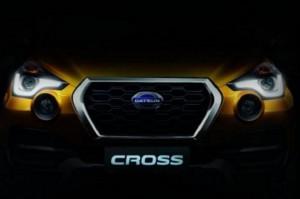Jelang Peluncurannya, Spek Datsun Cross Terungkap