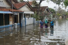 Banjir Serbu Pekalongan