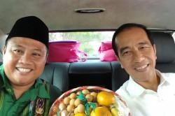 Pengalaman Uu Semobil dengan Presiden Jokowi