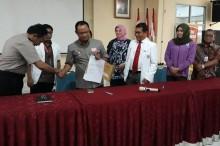 KPU Sumut Terima Hasil Tes Kesehatan Paslon