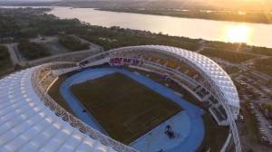 Persiapan Mepet, Stadion Aji Imbut Siap Gelar Laga Grup B