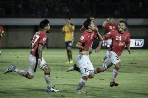 Kemenangan Bali United karena Dukungan Suporter