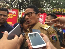 Sandi Ingin Becak Jadi Daya Tarik Pariwisata di Jakarta