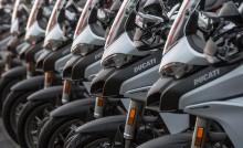 Naik Tipis, Ducati Jual 55 Ribu Motor Tahun Lalu