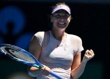 Cerita Sharapova Jalani <i>Comeback</i> di Australia Terbuka
