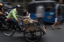 Dasar Kebijakan Pengoperasian Becak di Ibu Kota Harus Jelas