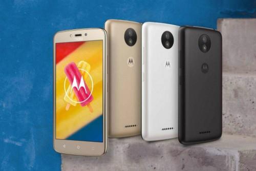 Motorola Moto C Plus kini telah tersedia di JD.ID.