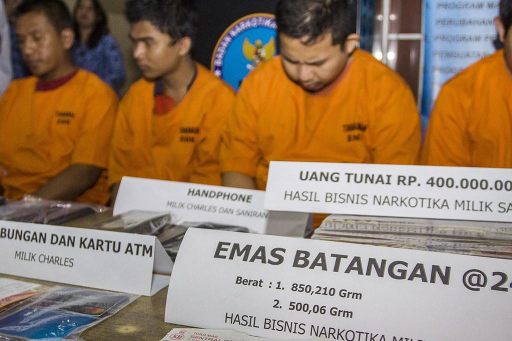 Terlibat TPPU, Kepala Rutan Purworejo Ditangkap