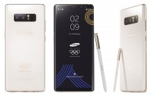 Samsung Rilis Galaxy Note 8 Edisi Olimpiade Musim Dingin