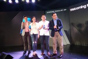 Samsung Resmi Luncurkan Galaxy A8 dan Galaxy A8+